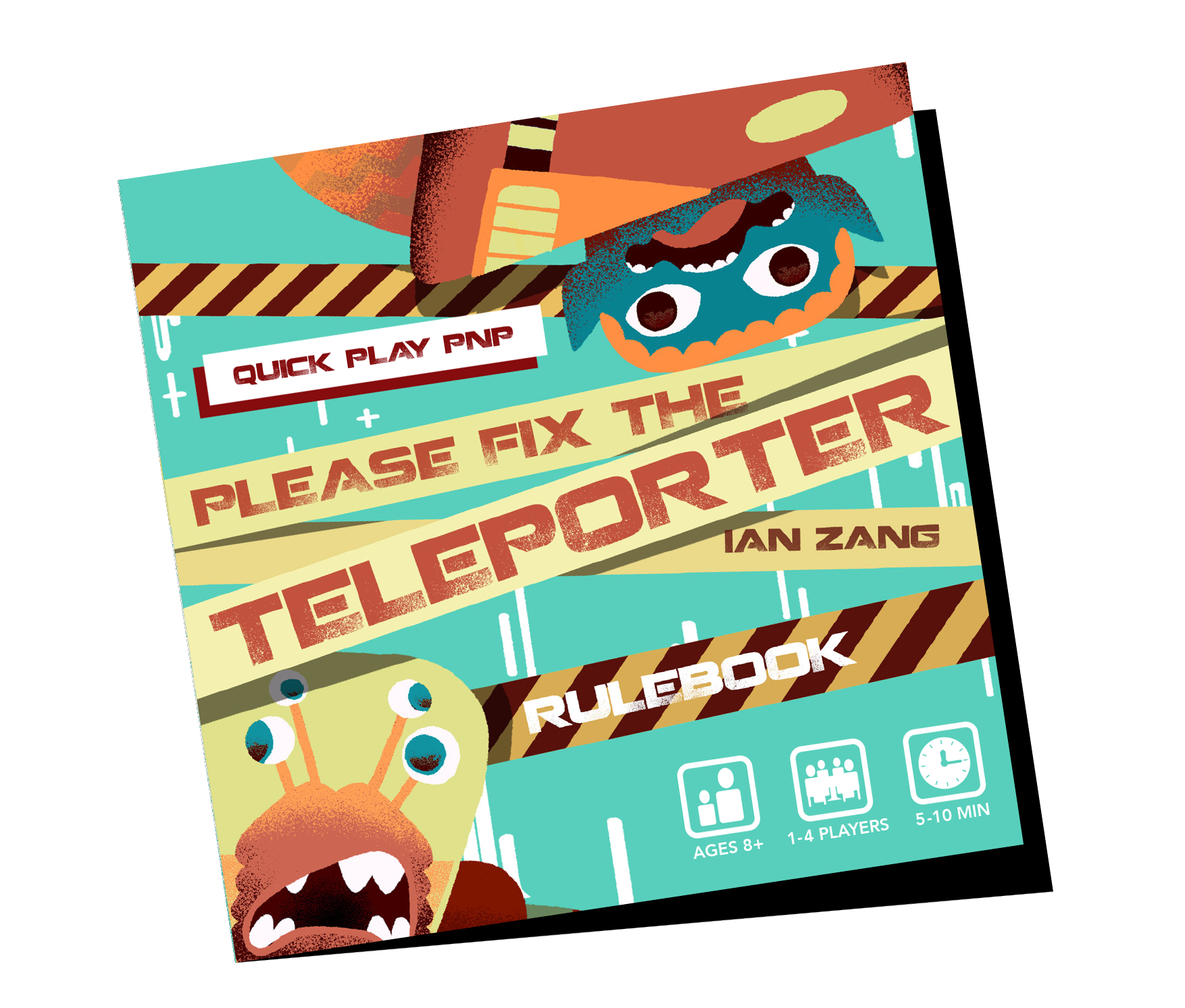 Try Please Fix the Teleporter FREE